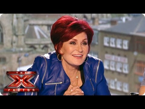 Sharon Osbourne answers your questions - The X Factor UK 2013