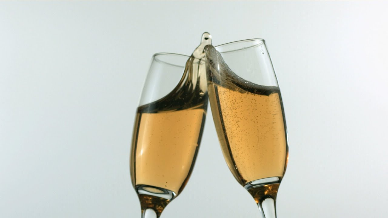 free slow motion footage champagne cheers youtube
