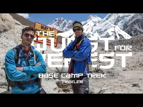The Quest For Everest: Everest Base Camp Trek, Nepal - Travel Documentary Trailer