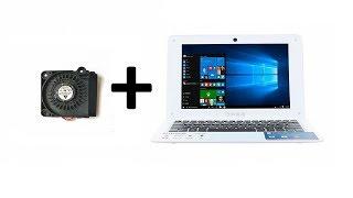 Апгрейд системы охлаждения нетбука - Netbook cooling system upgrade