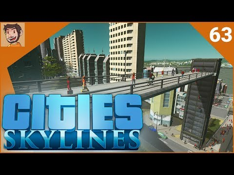 Cities: Skylines - Part 63   LACK OF GOODS