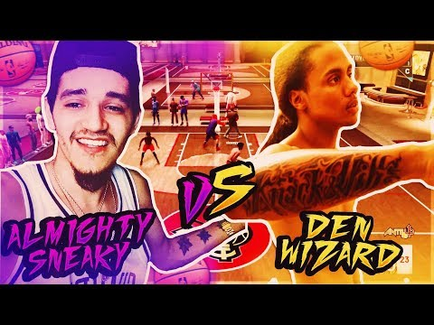 DENWIZARD Vs ALMIGHTY SNEAKY ( KV Vs OTE) NBA 2K19