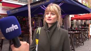Kopftuch in Deutschland | Muslimische Frau und Bundeskanzlerin mit Kopftuch? | Umfrage
