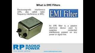 Radius Power - Single Phase EMI Filters