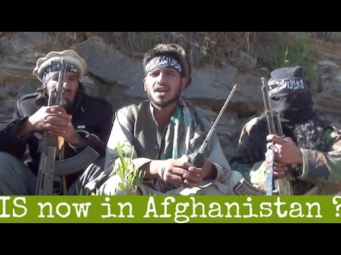 Islamic state group now in Afghanistan ?