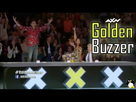 4 Top Golden Buzzer | Asia's Got Talent 2017