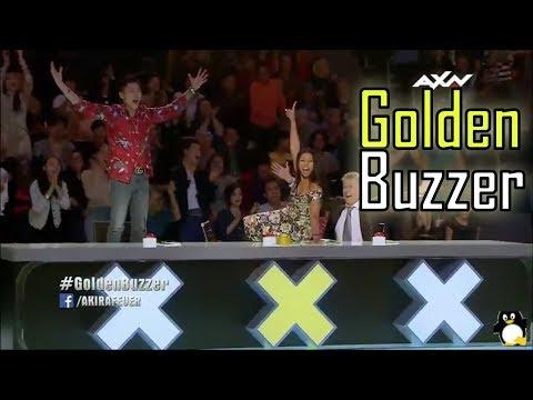 4 Top Golden Buzzer | Asia's Got Talent 2017 Mp3