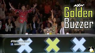 4 Top Golden Buzzer | Asia's Got Talent 2017