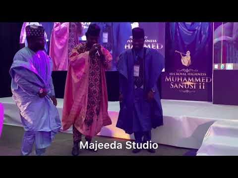 Download Sarkin Waka yayi Sabuwar wakar sarkin kano Khalifa Muhammad sanusi ii