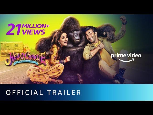 Hello Charlie - Official Trailer | Aadar Jain, Jackie Shroff, Shlokka Pandit, Elnaaz Norouzi
