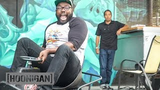 Video [HOONIGAN] DT 022: Hard Work and Crazy Cart Skids download MP3, 3GP, MP4, WEBM, AVI, FLV Oktober 2018