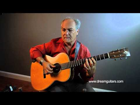 """Dream Guitars Performance - Paul Asbell - """"Key To The Highway"""""""