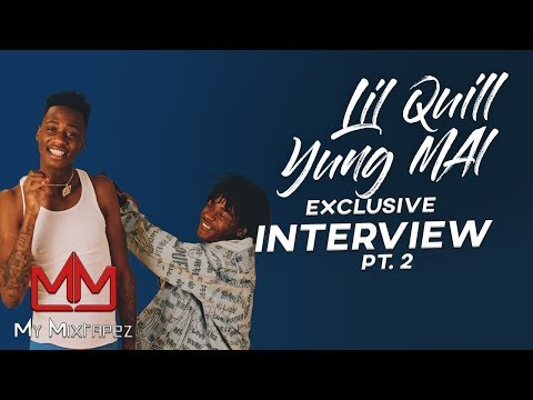 Yung Mal & Lil Quil - Taking over the Rap Game in Atlanta [Part 2]