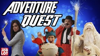 Holiday Adventure Quest At Ocean State Job Lot