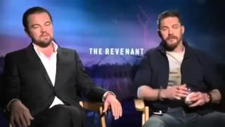 TOM HARDY   FUNNY INTERVIEW MOMENTS