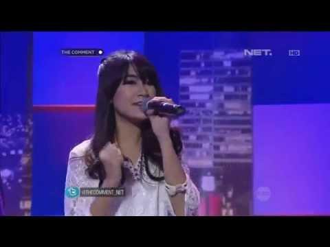 Anisa Rahma - Biarkan Bintang Menari (live at The Comment NET.)