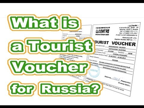 how to get a russian tourist visa