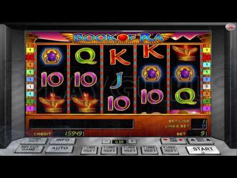Секреты игрового автомата Book Of Ra Игровой автомат Бук оф Ра онлайн