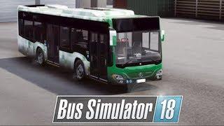 ???? Lajwidło - Symulator kierowcy autobusu ???? Bus Simulator 2018 - Na żywo