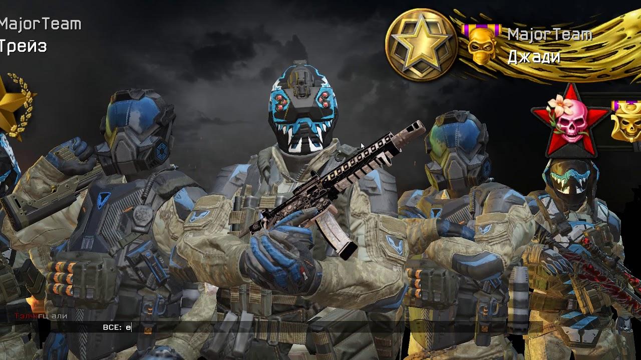 Последний финальный раунд Warface.Pro