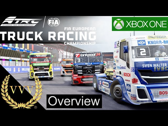 FIA European Truck Racing Overview - All You Need To Know!