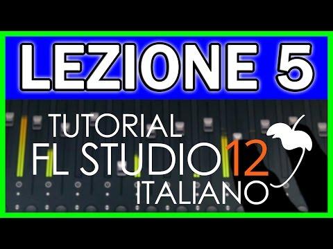 TUTORIAL FL STUDIO 12 | LEZIONE 5: PIANO ROLL - Seconda Parte (ITALIANO)
