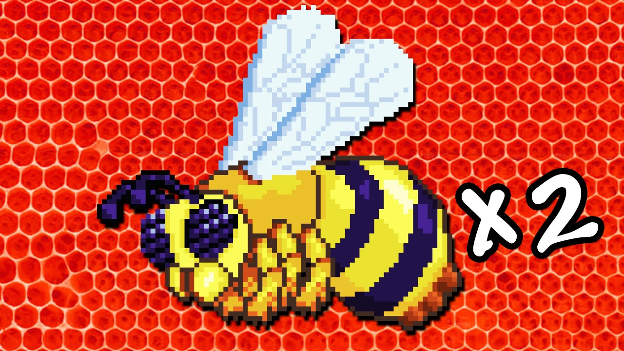DOUBLE QUEEN BEE - Terraria 1 3 Multiplayer Let's Play