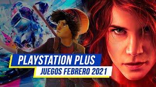 Los JUEGOS DE PS Plus para PS4 Y PS5 en Febrero 2021