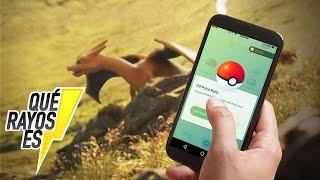 ¿Qué rayos es Pokémon GO?