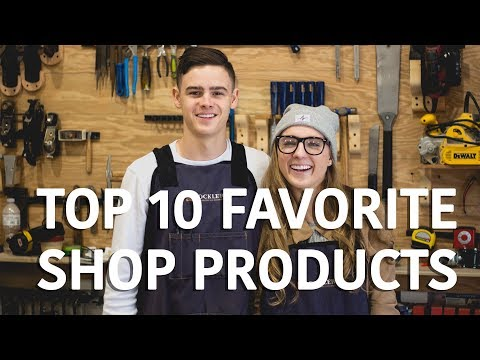 TOP 10 Favorite Woodworking Shop Products | Tools Organization Accessories Gift Ideas?