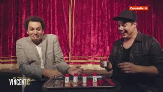 Les paris de Vincent C avec Eric Antoine  - Comédie+