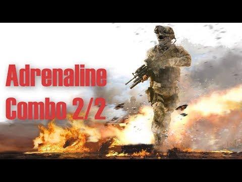 MODERN WARFARE 2  RemasteredOriginal Soundtrack  Adrenaline Combo 22