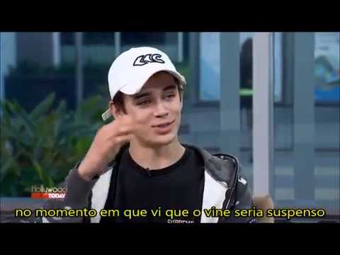 Hollywood Today Live - Hayes Grier Interview - Legendado PT-BR