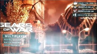 Gears Of War 2 Ultimate Edition REMASTERED? REAL or FAKE? (GOW2 Xbox One)