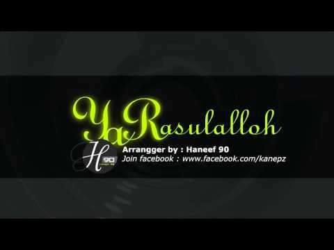 Karaoke marawis | Ya rosulalloh dengan liriknya (spesial Maulid Nabi Muhammad))