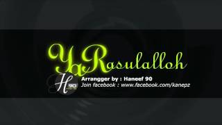 Karaoke marawis   Ya rosulalloh dengan liriknya (spesial Maulid Nabi Muhammad))