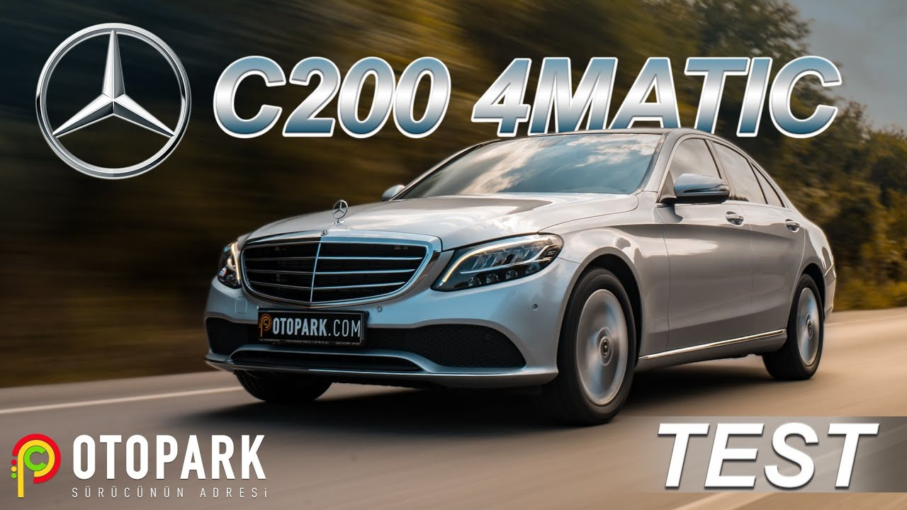 Mercedes-Benz C200 4Matic (2018) | 1.5 Turbo motor nasıl? | TEST