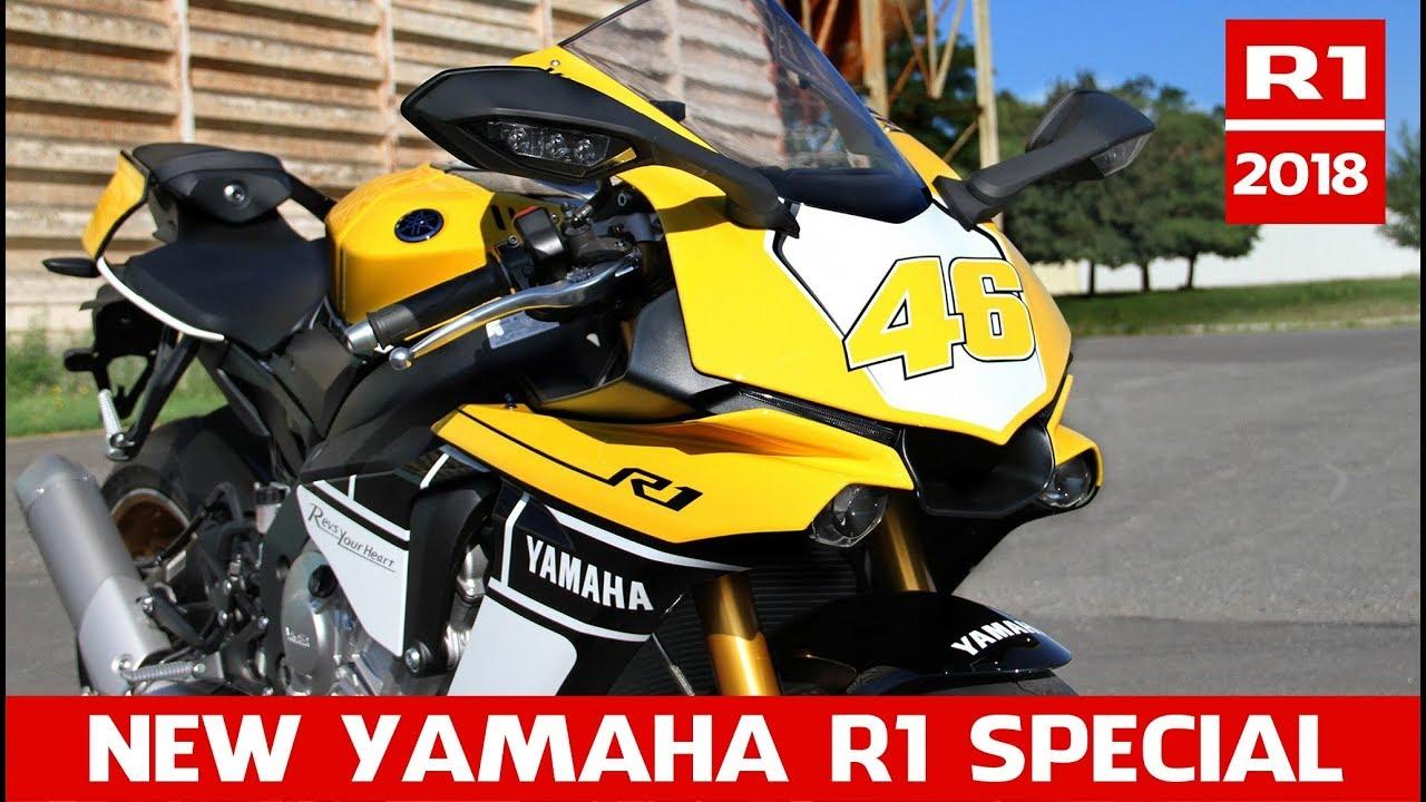 New Yamaha R1 Special | Details 2018 Yamaha R1 Launch | 2018 Yamaha YZF-R1M