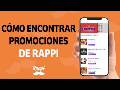 Cómo Encontrar y Conseguir Promociones de Rappi - RappiPromos