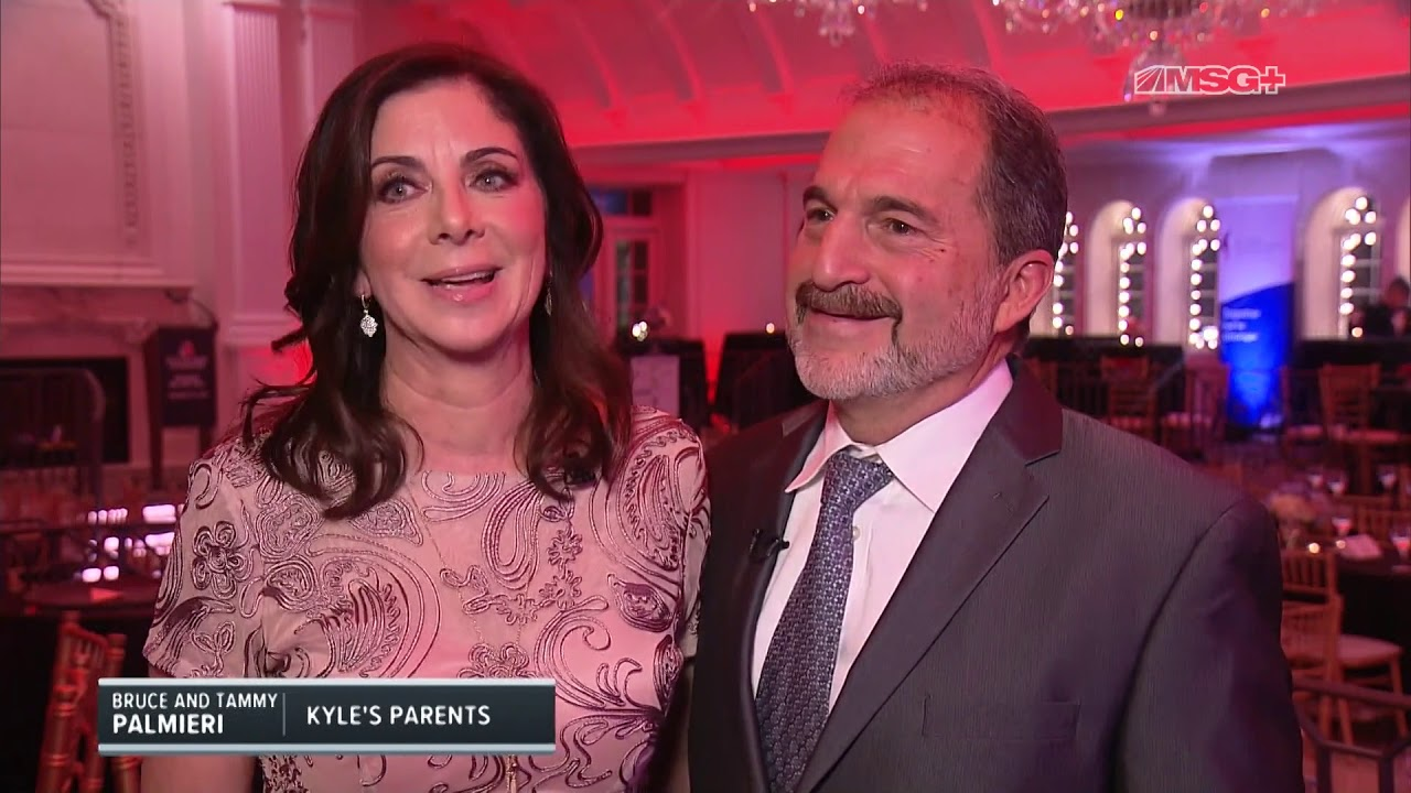 Kyle Palmieri's Inaugural Military Ball | New Jersey Devils Gamenight