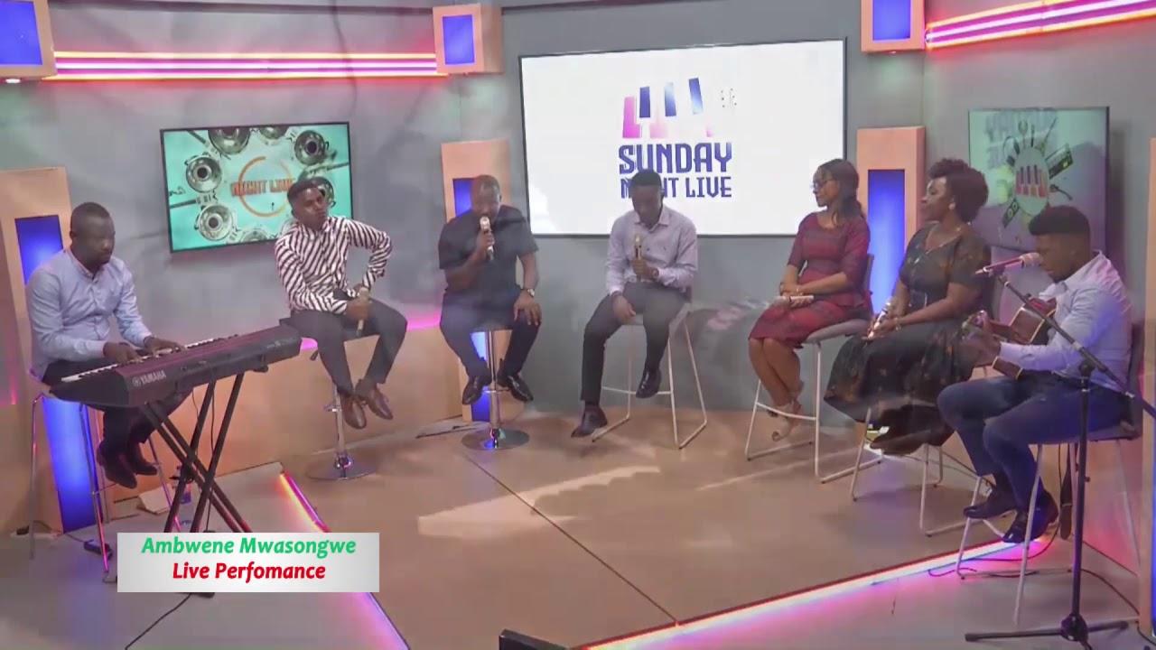 Download UPENDO WA KWELI: AMBWENE MWASONGWE (Live performance)