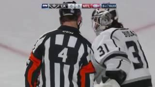 Phillip Danault 3-0 Goal - Kings @ Canadiens - 11.10.2016 - HD
