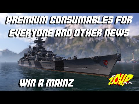 Premium Consumables For Everyone And Other News