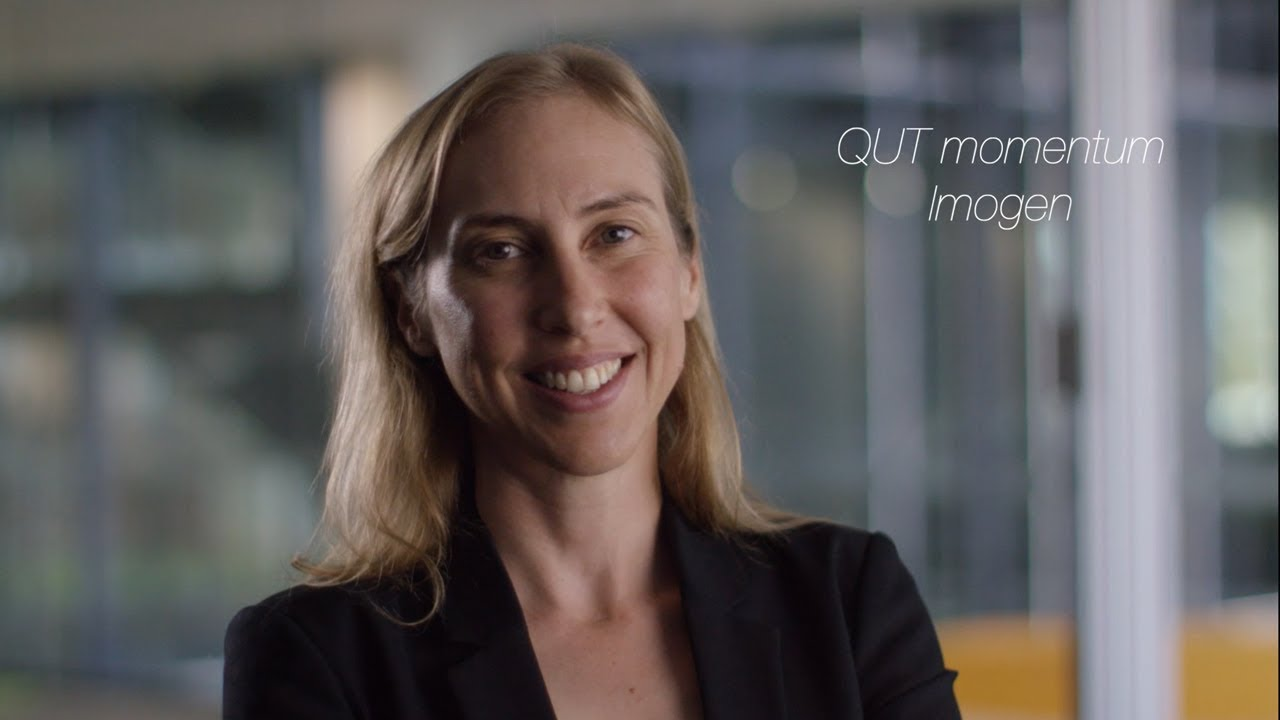 QUT Creative Industries PhD Graduate Story – Imogen Smith