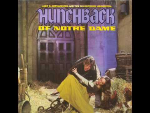 Alec R. Costandinos - Hunchback of Notre Dame(SIDE A) DISCO 1978 Part 1 to 2