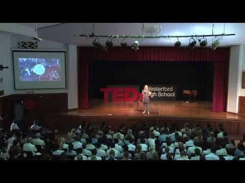 Small idea, big impact | Claire Reid | TEDxWesterfordHighSchool