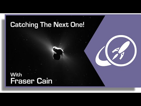 Catching The Next Interstellar Asteroid Or Comet. ESA's Comet Interceptor Mission
