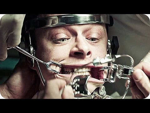 A CURE FOR WELLNESS Trailer 2 (2017) Dane DeHaan Horror Movie