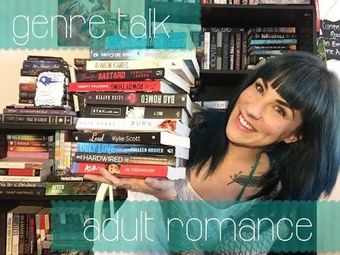 Genre Talk : Adult Romance