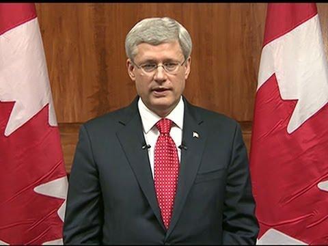 Canada PM: Terrorism Won't Intimidate Us